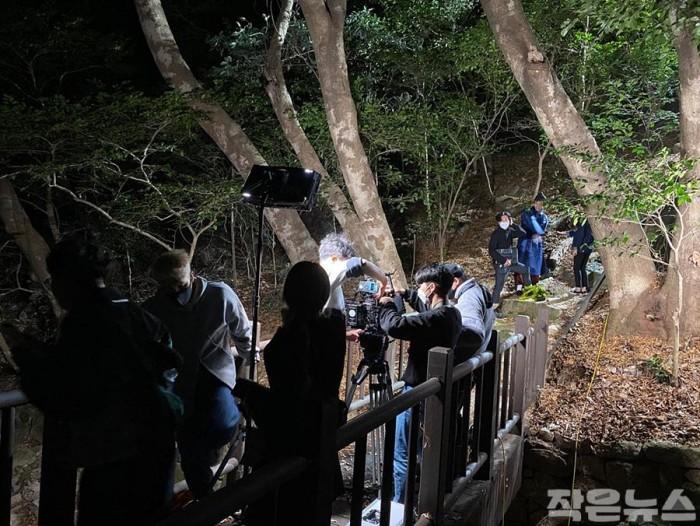 1. 여수시, 여섯 번째 여수관광 웹드라마 '윤슬' 촬영.jpg