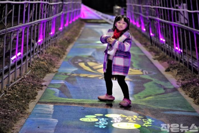 광양시 서천변 꽃 터널, 트릭아트 포토존 변신-도시재생과 6.jpg
