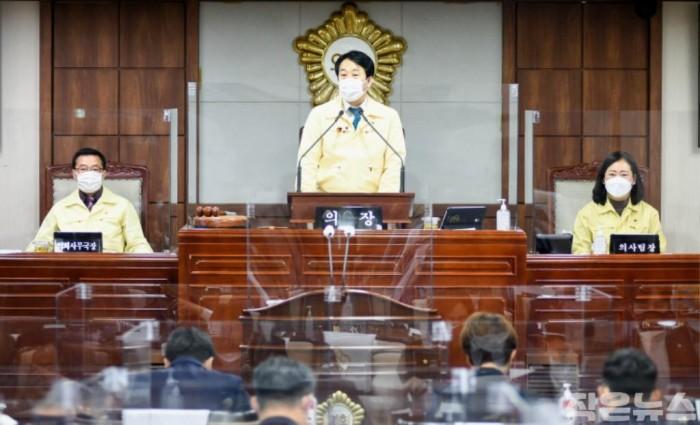 제248회 순천시의회 임시회 제1차 본회의.jpg