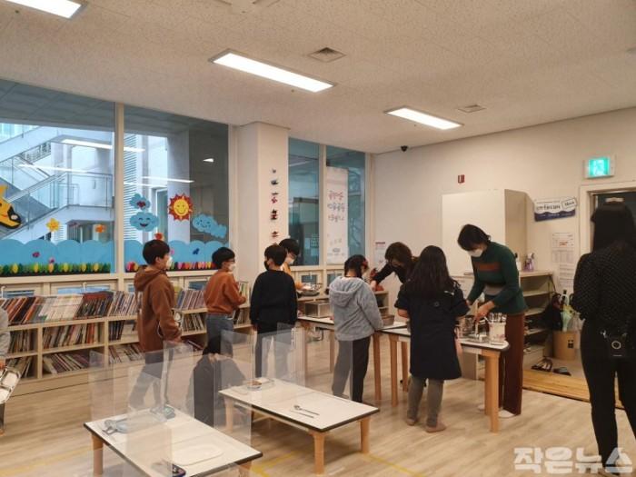 광양시 여성단체협의회와 시민참여단, 아이키움센터 봉사활동 실시-여성가족과 3.jpg
