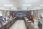 광양시 진상면, 2021년도 주민참여 예산심의회 개최
