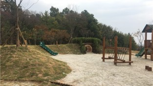 광양시, 광양읍 우산공원 생태숲 개방!