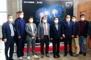 권오봉 여수시장, 여수밤바다 불꽃축제 미디어공모 사진전 찾아
