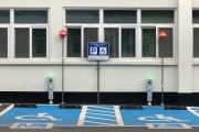 순천시, 장애인전용 주차장 안내시스템 운영