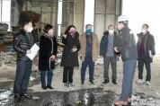 시민 생활 불편 해소를 위한 헌장점검하는  순천시의회 도시건설위원회