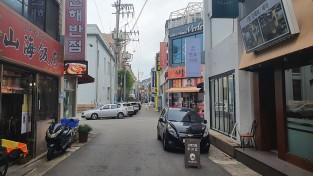 여수시, '진남로상가 지중화사업' 추진