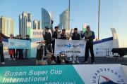 여수시청 요트팀, 2020부산슈퍼컵 국제요트대회서 '종합우승'