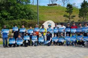 '아름다운여수만클럽' 해양쓰레기 정화활동 펼쳐