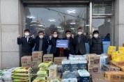 순천시, 건설업계도 「권분가게」에 기부와 응원