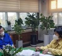소병철 의원, 도의회 교육위원, 순천교육청과 코로나 19 확산에 따른 긴급대책회의 개최