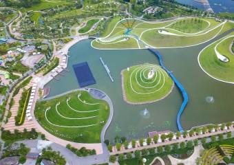 순천만국가정원에서 '2020 전국생활문화축제' 개막