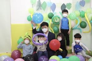 장석웅 전남교육감 제99회 어린이날 축하 메시지