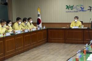 김순호 구례군수, 농업인을 위한 정책보험 홍보 적극 추진